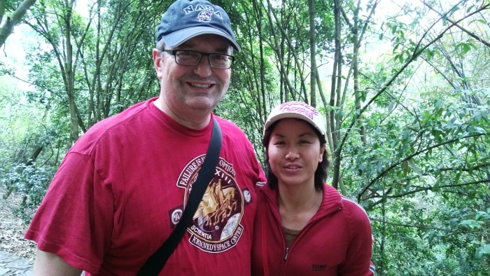 I met Sally, a self-employed tour guide, in Yangshuo China. See Focus on: Tours below.