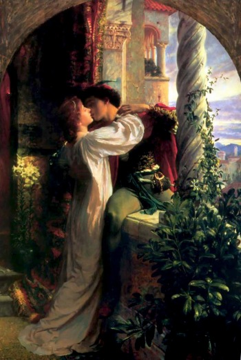 "Juliet famously asked Romeo: ""What's in a name?"""